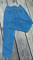 Mens 32 X 34 Lee M.R. Relaxed Straight ~Medium  Wash~ Denim Blue Jeans