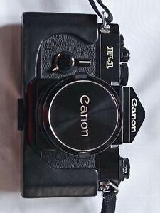 Canon f1 SLR