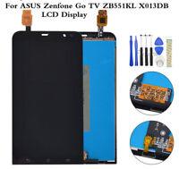 DISPLAY+ TOUCH SCREEN +ATTREZZI PER ASUS ZENFONE GO 5,5 ZB551KL LTE 4G LCD X013D