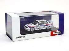 Tarmac Works HOBBY64 1/64 BMW M3 E30 DTM 1991 FINA 1992 Johnny Cecotto #7