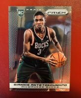 Giannis Antetokounmpo 2013/14 Panini Prizm #290 8 Card HOTPACK LOT *READ*