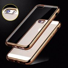 Crystal Clear Soft Silicone TPU Back Phone Case Cover For Various Mobile Phones