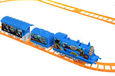 Thomas Train Set assembl Track Rail Way Intelligence electric vehicle kid toy