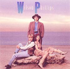 WILSON PHILLIPS WILSON PHILLIPS CD Album MINT/EX/MINT  *