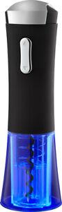 Modal - Battery-Operated Wine Opener - Black