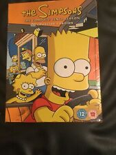The Simpsons - Series 10 - Complete (DVD, 2007, 4-Disc Set, Collectors Edition