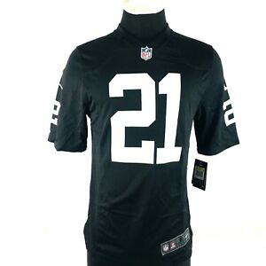 Nike Maurice Jones-Drews Oakland Raiders #21 On-Field Jersey Mens Size S