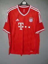 Bayern Monaco Adidas 2013 Calcio Casa MAGLIETTA TRIKOT Taglia 2XL (366)