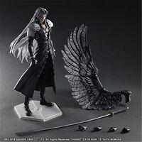 New Play Arts Kai FF Final Fantasy VII Sephiroth Action PVC Figure Figurine IB