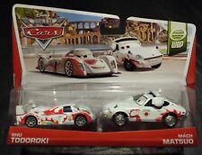 CARS 2 - SHU TODOROKI & MACH MATSUO - Disney Pixar