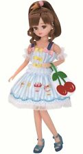 Takara Licca Doll Ld-06 Fruit Parlor New Japan