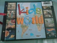 Kids World Wall Paper Sample York Book Crafts