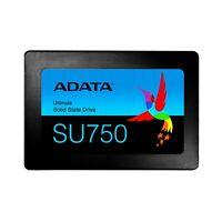 """ADATA 250GB SSD SU750 2.5"""" SATA III 3D NAND TLC Internal Solid State Drive 256GB"""