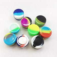 New listing Yofuca Silicone Container Dab Wax 5ml Food Grade Non Stick Little Jar Oil Rubber