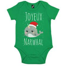 Vestiti Natale a maniche corte per bambino da 0 a 24 mesi