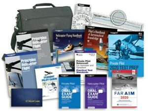 ASA Private Pilot Helicopter Kit For Student Pilots