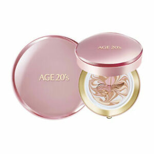 AGE 20'S Signature Essence Cover Pact Master Moisture (Cushion + Refill)