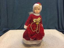 Belinda Agnes Xmas Collection Doll By Greenbrier With Tag