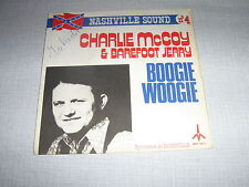CHARLIE MCCOY BAREFOOT JERRY 45 T FRANCE BOOGIE WOOGIE