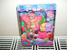 """SMALL 5"""" FAIRY DOLL PLAYSET NEW BOXED COLOURS VARY"""