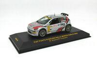 IXO 1:43 - RAM148 Fiat punto S1600 #42 Rally Monte Carlo 2004 Biasion Coquard