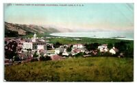 Early 1900s General View of Martinez, CA Postcard *5Q11