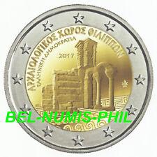 GRIEKENLAND II 2017 - 2 Euro - ruïnes stad Philippi/ruines ville Philippi  - UNC