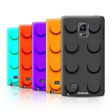 STUFF4 Back Case/Cover/Skin for Samsung Galaxy Note Edge/N915/Toy Bricks/Blocks