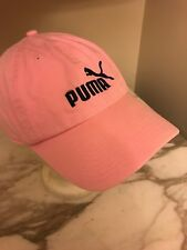 Pink Puma Ladies Golf Hat Cap One Size