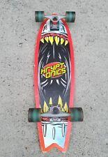 """Kryptonics Skateboard Shark Board Longboard 32"""" 62mm Wheels"""
