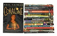Huge Lot Graphic Novel TPB 23 Book Set Graphix Dark Horse Kaboom and others