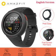 "In Stock Xiaomi Amazfit Verge 1.3"" Amoled GPS IP68 Waterproof Sports Smart watch"
