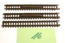 Arnold Spur N  2 x ger. Trenn-Gleis 111 mm mit Eingleiser  Bastler (16)