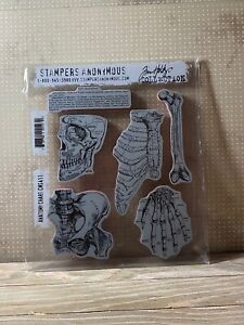 Tim Holtz Anatomy Chart CMS411 - New Stampers Anonymous