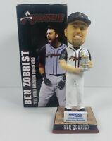Ben Zobrist Bobblehead Salem Avalanche Chicago Cubs 2016 WS Champion Giveaway