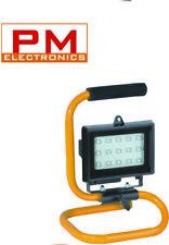 LED Luz de inundación 15 LED portátil Luz de inundación impermeable IP44 Cuerpo De Aluminio