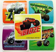25 Blaze and The Monster Machine Truck Character Stickers Party Favors