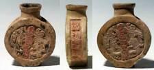 "PRE-COLUMBIAN MAYA ""POISON BOTTLE"" CIRCA 400-700 AD"