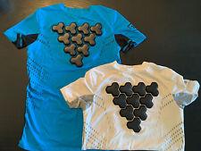 Under Armour Heat Gear Padded Baseball Tee-Shirt Size Kids Youth Medium 2sets