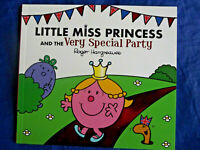Little Miss Princess and the Very Special Party by Roger Hargreaves 2012 P/Back