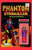 🚨💀💥 PHANTOM STARKILLER #1 MCFARLAND ACTION FIGURE Variant Ltd 600
