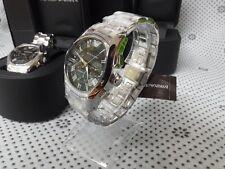 100% Authentic Brand EMPORIO ARMANI Wristwatch Chronograph LUX Women's  AR0674