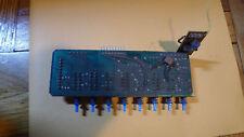 Marantz 2500 2600 2385  tape scope switching board card