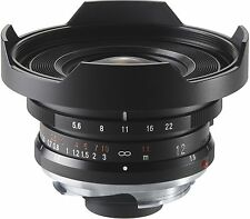 VOIGTLANDER HELIAR 12MM F5.6 ULTRA WIDE FOR LEICA M EU STOCK 12