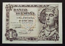 Espagne - 1 Peseta - 19 juin 1948 - UNC