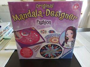Ravensburger Original Mandala-Designer Fashion Hard To Find New Mint Sealed