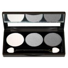 Nyx Cosmetics Palette da 3 Ombretti White Pearl/silver/charcoal