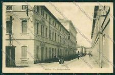Milano Meda PIEGA STRAPPINO cartolina QQ8152
