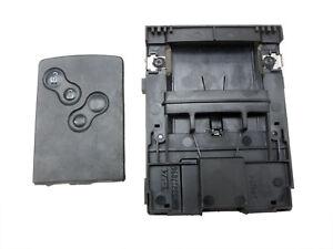 Card Reader Lesegerät m. Schlüsselkarte für Renault Laguna III 3 08-11