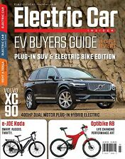 Electric Car Insider Plug-In SUV & Electric Bike Buyers Guide